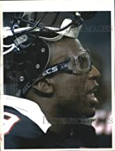 Historic Images - 1993 Press Photo New Green Bay Packer Eric Dickerson on The Sideline.