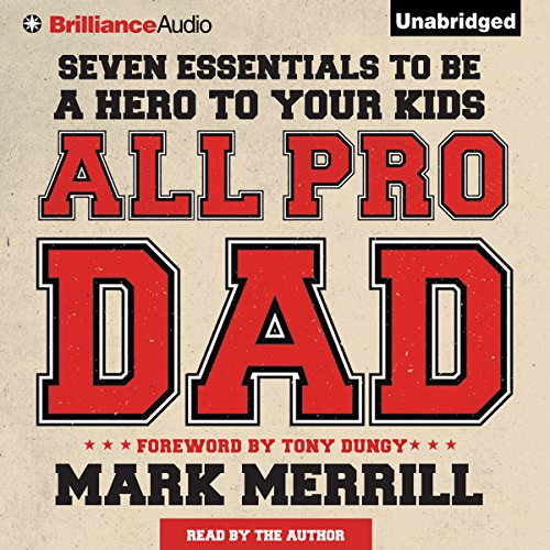 All Pro Dad audiobook cover art