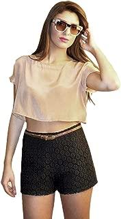 Hipster Trb3Snu-L Blouse Top For Women - L.