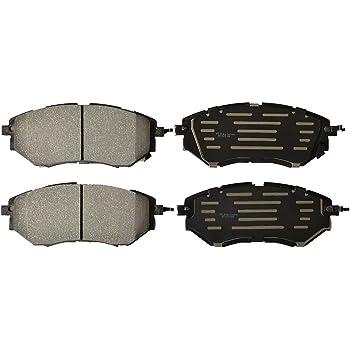 2010 2011 2012 Fit Subaru Outback 3.6L OE Replacement Rotors w//Ceramic Pads F+R
