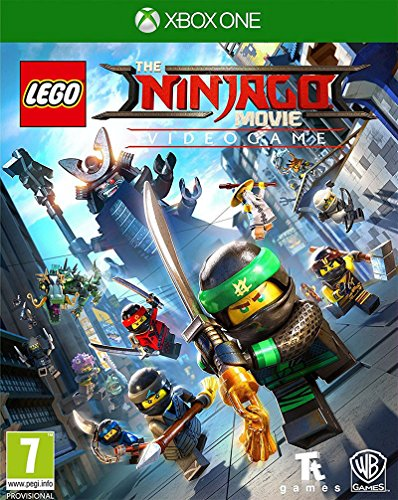 Lego Ninjago Movie Game [ ]