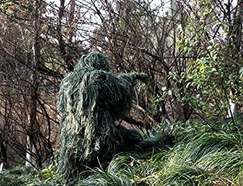 Best woodland ghillie Reviews