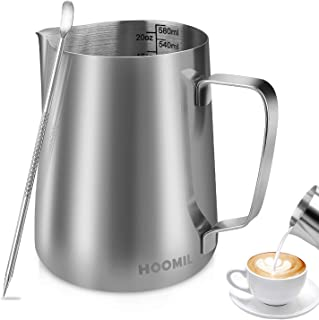Best stainless frothing pitcher Reviews