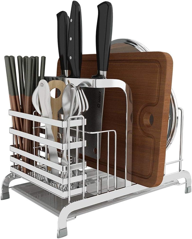 Küchenmesserhalter Küche liefert Messerhalter aus Edelstahl B07M8QBH58