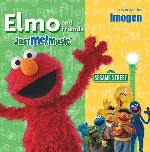 Sing Along With Elmo and Friends: Imogen (ih-MAH-gin) by Elmo and the Sesame Street Cast (2007-11-09?