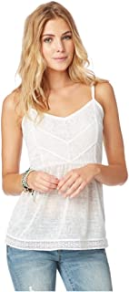 AEROPOSTALE Womens Sheer Tie-Back Tunic Blouse