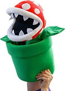 Hashtag Collectibles Gigantic Piranha Plant Puppet (Super Mario)