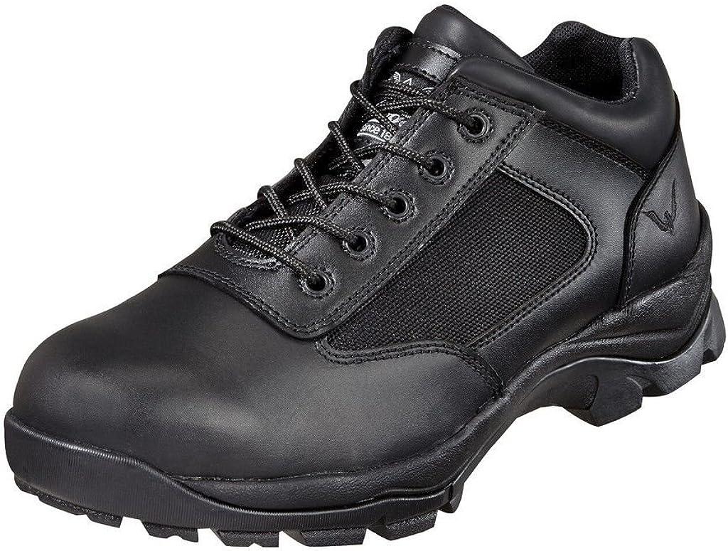 Atlanta Mall Thorogood All items free shipping Men's Academy Uniform Non-Safety Shoe Toe Oxford