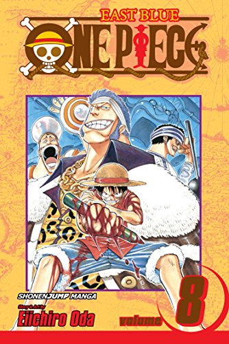 One Piece, Volume 8: I Won't Die: 08