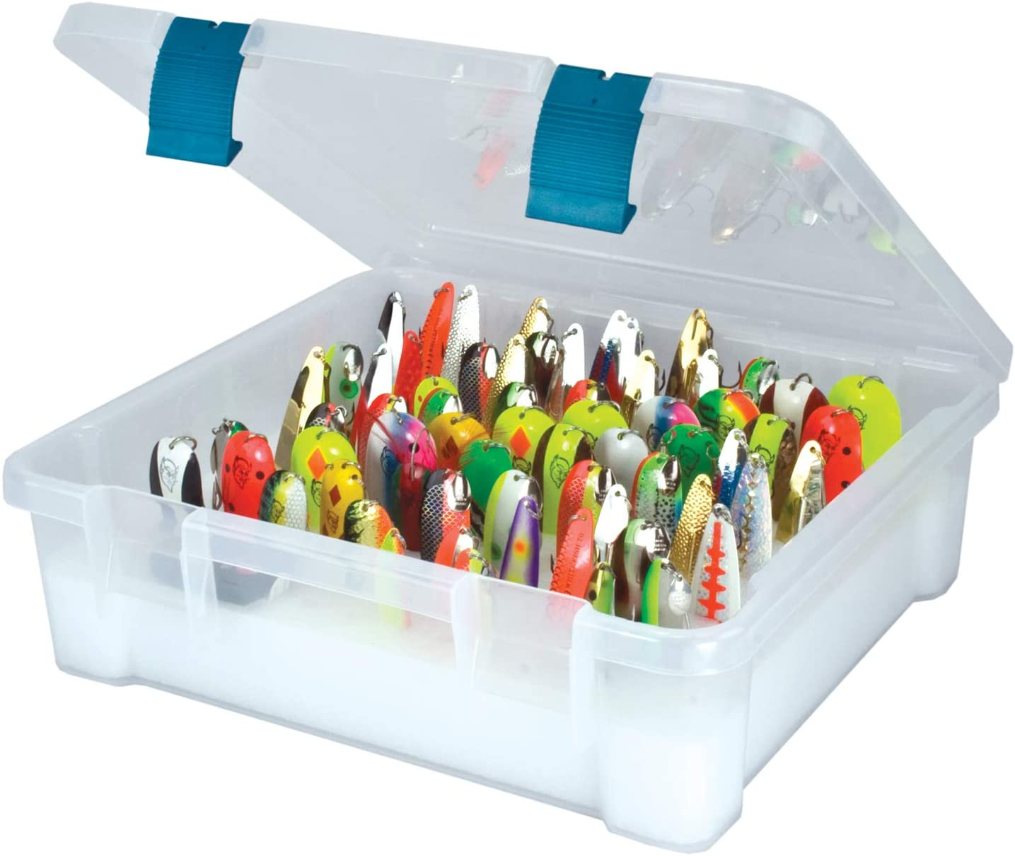 Plano Max 86% OFF Magnum Bombing free shipping Spoon Storage Box 708020 Clear One Size