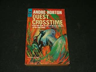 3 SF PBs by Andre Norton: Quest Crosstime, X Factor, Defiant Agents