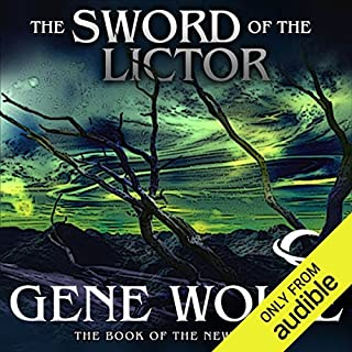 The Sword of the Lictor     The Book of the New Sun, Book 3              By:                                                                                                                                 Gene Wolfe                               Narrated by:                                                                                                                                 Jonathan Davis                      Length: 11 hrs and 22 mins     593 ratings     Overall 4.4