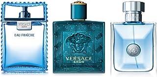 Versace 3 Pieces Miniature Gift Set for Men