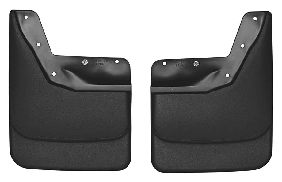 Husky Liners Front Mud Guards Fits 95-97 Blazer No Flares/Cladding, 95-03 S10