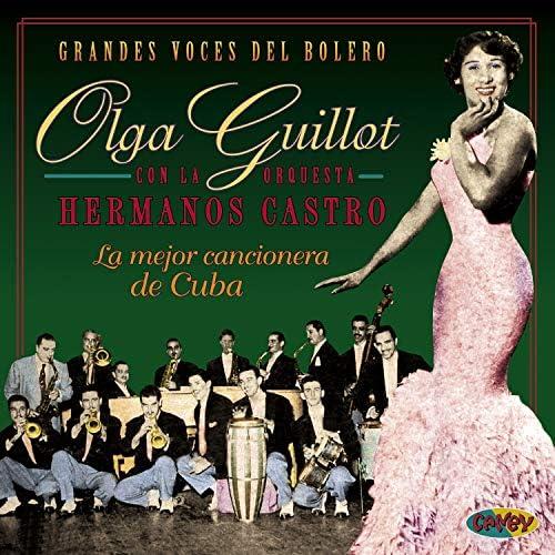 Olga Guillot feat. Orquesta Hermanos Castro