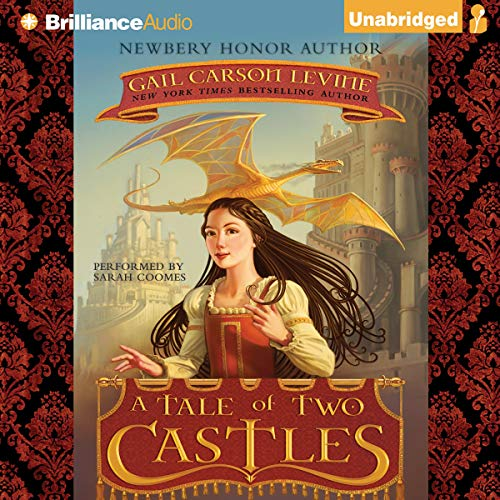 A Tale of Two Castles audiobook cover art