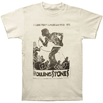 Amplified Clothing NEW /& OFFICIAL The Rolling Stones /'Tumblin Dice/' T-Shirt