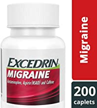 Best excedrin migraine 200 caplets price Reviews