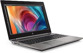 "HP ZBook 15 G6 15.6"" IPS FHD Estación de trabajo móvil, i7 9850H, 32GB DDR4, 1TB SSD, NVIDIA Quadro T1000 4GB, WIFI 6 y Bl..."