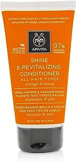 Apivita Shine & Revitalizing Conditioner with Orange & Honey (For All Hair Types) 150ml/5.29oz