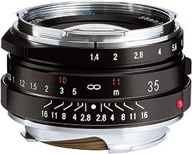 Voigtlander 35mm f1.4 II SC Leica M Lens Version II