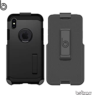 Belt Clip Holster for Spigen Tough Armor Case - iPhone XR (case not Included)