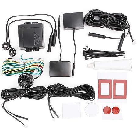 Ecmqs Auto Blind Stelle Überwachung Bsd Bsa Bsm Radar Erkennung System Mikrowelle Sensor Assistent Auto Fahren Sicherheit Spielzeug