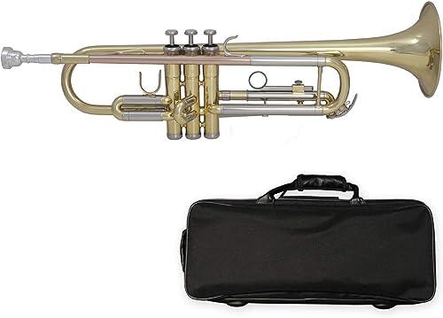 Tuyama® TTR-171 Trompette en Si bémol Sib Trumpet Trompètte Trompete Trompeta