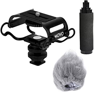 Movo AEK-Z4 Handy Portable Recorder Accessory Kit with...
