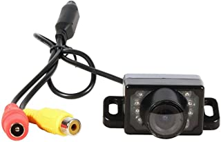 Rockville RBC1 Rear View Backup Car Camera, Easy Mount, No Cutting or Drilling photo