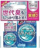 トップ ナノックス 本体+つめかえ用(450g+360g)