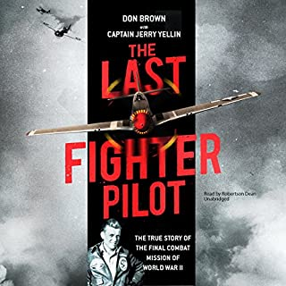 The Last Fighter Pilot cover art