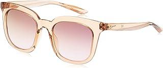 نظارة شمسية للجنسين بتصميم مربع ام لايف ستايل ايسنشالز بدرجات اللون المرجاني والارجواني والزهري من نايك