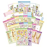 Hunkydory Garden Treasures Luxury Collection with 8 Topper Sets & 2 Specialty Card Kit