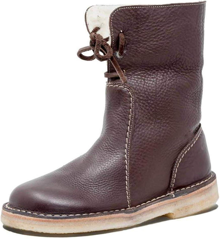 Winter Bequeme Flache Student Wild Low Stiefel Damen Stiefel Stiefelies