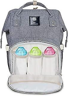 GLAND 胸パンプス Diaper Bag グレー GLMB-1