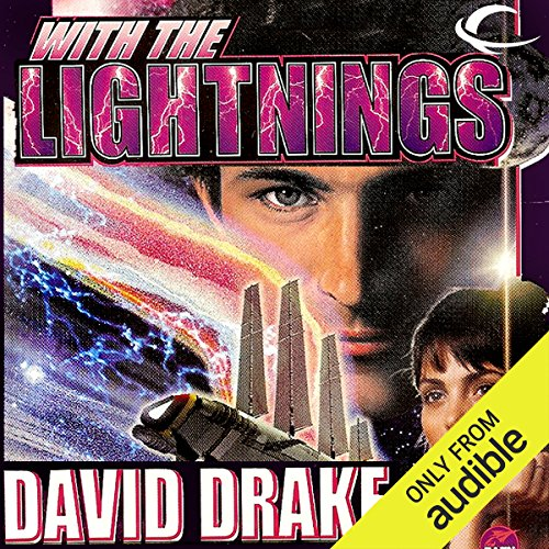 With the Lightnings  audiobook cover art