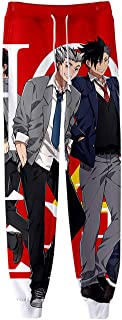 MIHE Pantalones Deportivos De Anime Haikyuu !! Impresión 3D, Adecuada para Niños Y Niñas Pantalones Deportivos Casuales To...