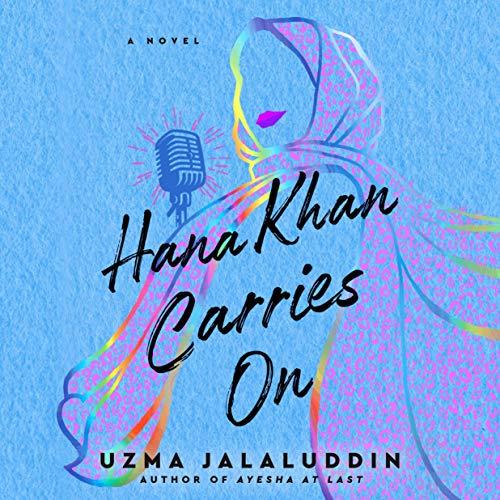 『Hana Khan Carries On』のカバーアート