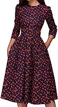 FromNlife Frauen Schulterfrei Glocken/ärmel Midi Kleider Damen Bodycon Kleid Knielang Langarm Knielang Kleid Party Kleid Club Kleid