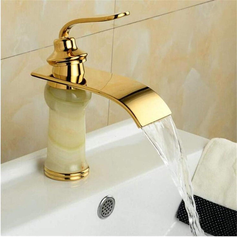 Kitchen Bath Basin Sink Bathroom Taps Bathroom Basin Brass Mixer Tap Waterfall Faucets Ctzl2525