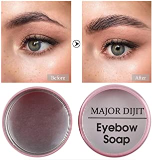 Luxsea 4D Eyebrow Soap Kit Brows Styling Soap Gel Long Lasting Eyebrow Setting Waterproof Eyebrow Tint Makeup Balm Pomade Cosmetics