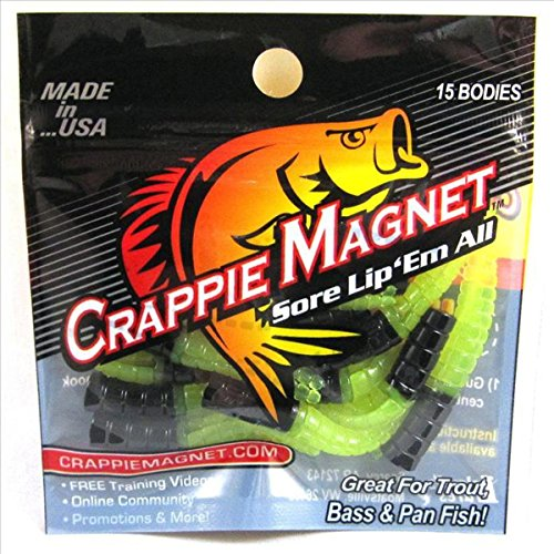 Leland Lures 87273 Crappie Magnet