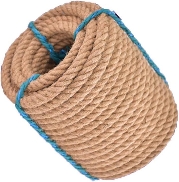 ZHWNGXO Jute Import Rope Department store 18mm Natural Weaving Hand Manila R Retro