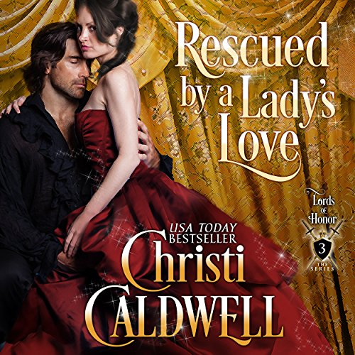 Rescued by a Lady's Love cover art