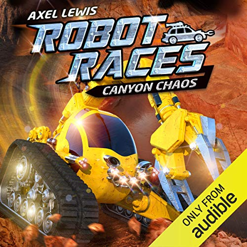 Canyon Chaos cover art