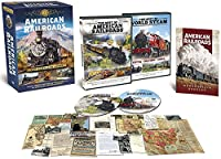 American Railroads: The Heritage Collection [DVD] [Import]