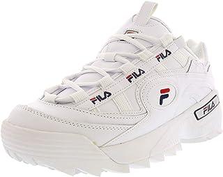 Fila Men's Shoes D Formation White Fashion Trending Sneakers
