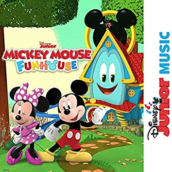 """Mickey Mouse Funhouse Main Title Theme (From """"Disney Junior Music: Mickey Mouse Funhouse"""")"""