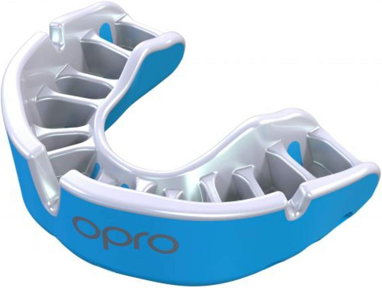 Opro Self-Fit GEN4 Full Pack Pack Pack Junior Gold-Sky Blau PRL B07L5RLDPD  Neu 25feab
